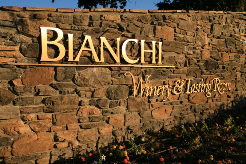 The Wineries Of 46 East Paso Robles Bianchi Winery