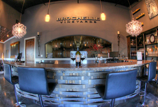 The Wineries Of 46 East Paso Robles Brochelle Vineyard