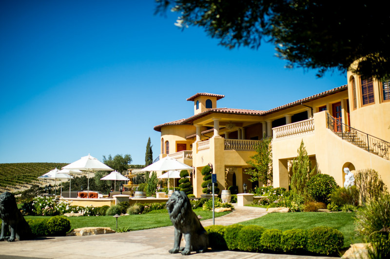 The Wineries Of 46 East Paso Robles Villa San Juliette