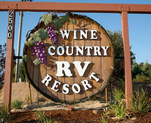 The Wineries Of 46 East Paso Robles Wine Country Rv Resort